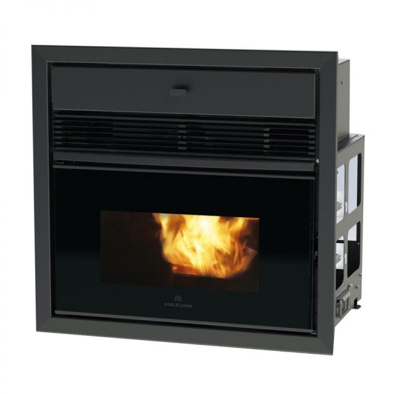 Insert de cheminée à granulés / télécommandé - BOXTHERM 60